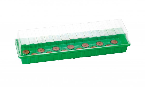 Mini-serre L Plus + 20 Pastilles de coco