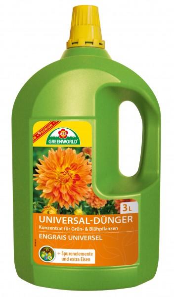 ASB Engrais liquide universal 3l