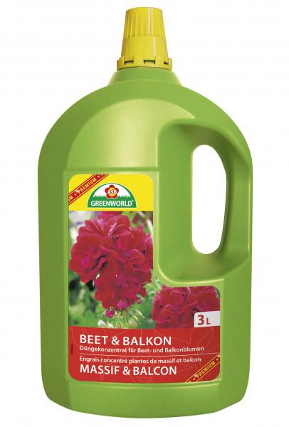 ASB Blumen-, Beet- und Balkondünger