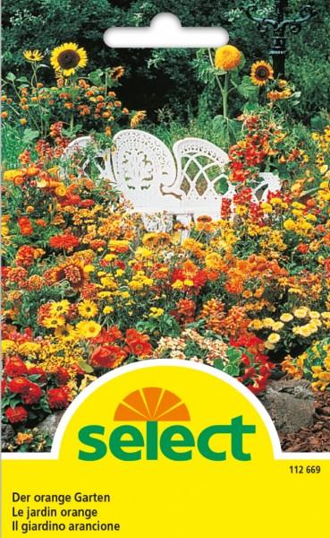 Le jardin orange