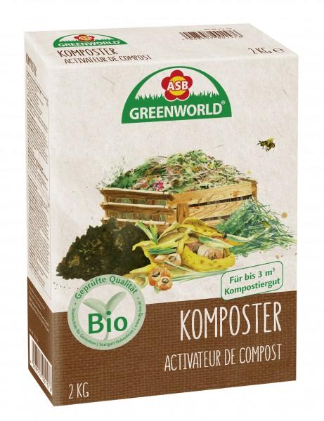 ASB BIO Activateur de compost 2kg
