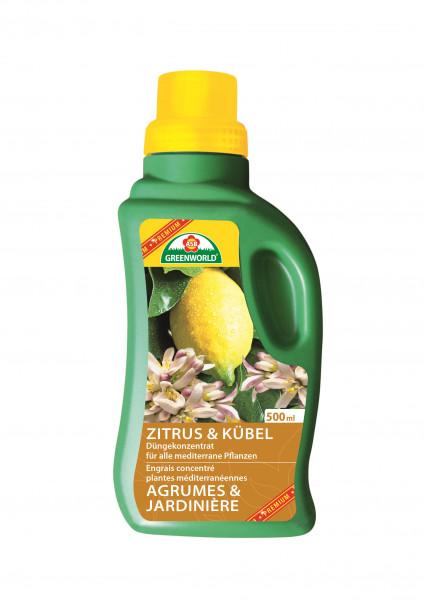 ASB Zitrus- & Kübelpflanzendünger 500ml