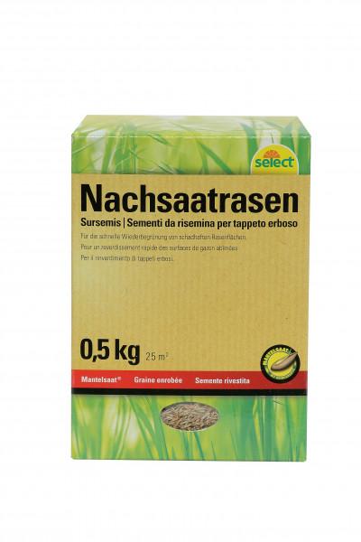 Gazon de sursemis, graines enrobées, 0.5 kg