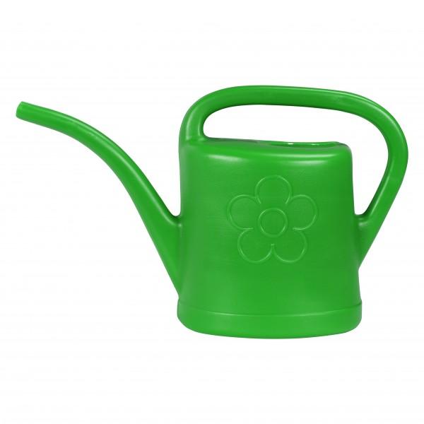 Giesskanne Plastik 3l grün ohne Brause