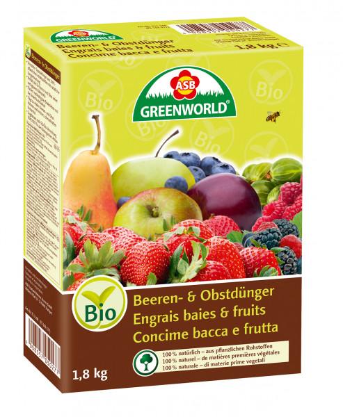 ASB Bio Beeren- und Obstdünger