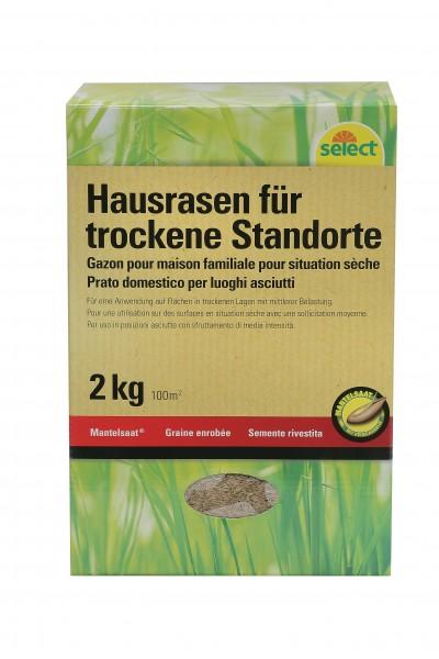 Gazon de sursemis, graines enrobées, 2 kg