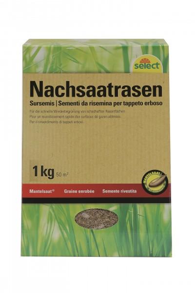 Gazon de sursemis, graines enrobées, 1 kg