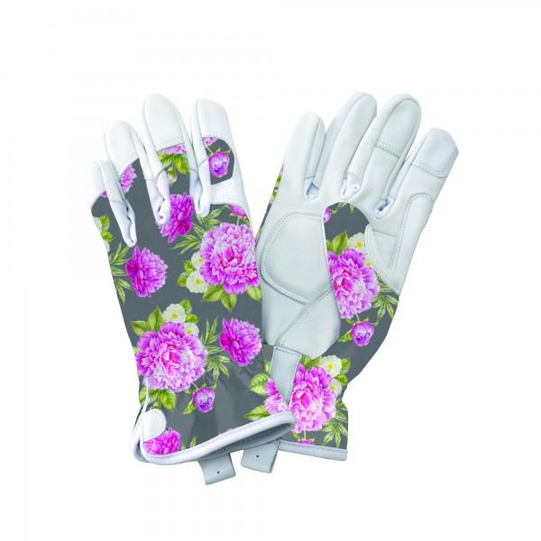 Premium gant cuir 'Peony', Ladies S