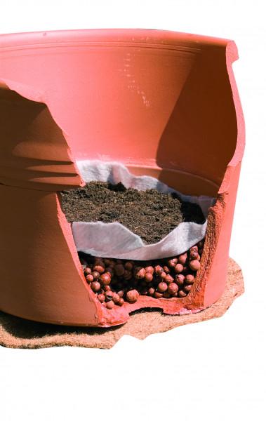 Feutre de drainage pour pot